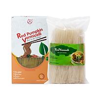 Combo 2 Bún Gạo Truyền Thống Và Bún Rau Củ Tanisa, dai ngon bổ dưỡng, màu từ rau củ tự nhiên, không chất bảo quản, an toàn cho sức khỏe