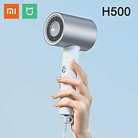 Máy sấy tóc ion nước Xiaomi Mijia H500 Chăm sóc tóc ion nước kép Không khí nóng & Máy thổi gió lạnh Điều khiển nhiệt độ thông minh