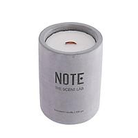 Nến Thơm Thiên Nhiên Blackwood /// Natural Scented Candle Blackwood