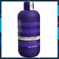 ELGON Colorcare Silver Conditioner 300ml - Dầu xả khử ánh vàng cho tóc bạch kim