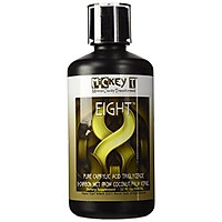 MiCkey T Eight 32oz - Pure C8 MCT Oil - Not a Blend – 100% C-8 Caprylic Acid - Keto Friendly – Vegan – Kosher - Made in USA – Non-GMO - from Coconut/Palm Kernel