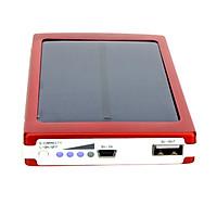Bộ Sạc Pin Năng Lượng Mặt Trời Cho iPhone iPad Samsung NokiaSmartphone (10000mAh)