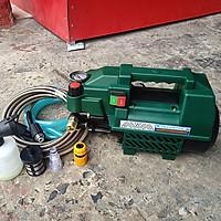 Máy rửa xe gia đình công suất mạnh AWA chính hãng - Động cơ lõi đồng có nút điều chĩnh áp lực