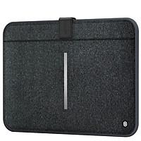 Bao da, Túi chống sốc Nillkin Acme Sleeve Cao Cấp dành cho Macbook Air / Macbook Pro 13 / Surface Pro / Laptop 13inch / Macbook Pro 15 / Macbook Pro 16 / Surface Laptop / Laptop 16inch - Hàng Nhập Khẩu