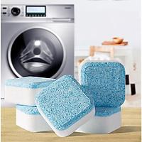 Hộp 12 Viên Tẩy Lồng Máy Giặt Nhật Bản Viên Nén Thế Hệ Mới - Cho Máy Giặt Cửa Trên Và Cửa Trước Đều Dùng Dược, Viên Tẩy Giúp Vệ Sinh Máy Giặt Khỏi Cặn Bẩn, Khử Mùi Máy Giặt Hiệu Quả