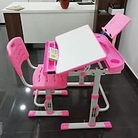 Combo bộ bàn, ghế học sinh thông minh chống gù, chống cận bản đa năng