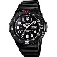 Đồng hồ Casio unisex dây nhựa MRW-200H-1BVDF (45mm)