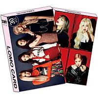 Bộ thẻ ảnh lomo card BLACK PINK 30 pcs mới