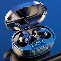 TWS Bluetooth Headset Wireless 5.0 LED Power Display Mini Earbuds