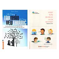 Combo Vô Cùng Tàn Nhẫn, Vô Cùng Yêu Thương + Mẹ Nhật Truyền Cảm Hứng Học Cho Con Như Thế Nào? (2 Quyển)