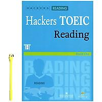 Hackers TOEIC Reading ( Tặng Kèm Viết)