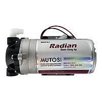 Bơm tăng áp - Máy lọc nước RO - Hàng chính hãng Mutosi