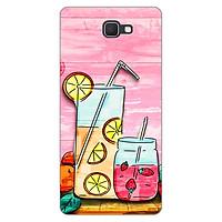 Ốp lưng dẻo cho Samsung Galaxy J7 Prime _Cocktail