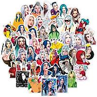 Set 60 Sticker Billie Eilish