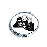 Gương hai mặt in hình JUJUTSU KAISEN CHÚ THUẬT HỒI CHIẾN chibi anime xinh xắn