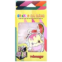 Bộ 20 Sticker Đa Năng CTE 017