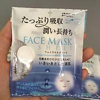 Set 10 mặt nạ giấy dạng nén - Hàng Nhật nội địa