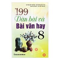 199 Dàn Bài Và Bài Văn Hay Lớp 8