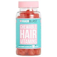 Kẹo Dẻo Kích Thích Mọc Tóc Hairburst Chewable Hair Vitamins 60 viên
