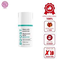 Tinh Chất Cấp Ẩm Và Chống Lão Hóa Paula's Choice Hyaluronic Acid Booster 15ml