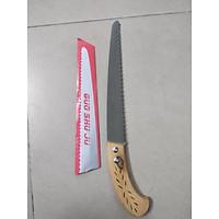 Cưa gỗ cầm tay lưỡi thép cán gỗ 270mm