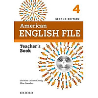 American English File (2 Ed.) 4: Teachers Book Pack - Paperback