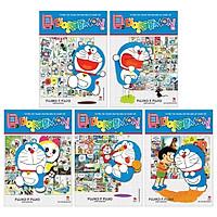 Combo Doraemon Tuyển Tập Tranh Truyện Màu Kĩ Thuật Số (Bộ 5 Tập)