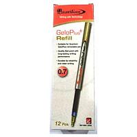 Ruột Geloplus dành cho bút bi QuanTum 2242 (2 Cây) - Mực xanh