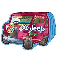 Nó Hoạt Động Như Thế Nào Nhỉ? - Xe Jeep - Màu Ngẫu Nhiên