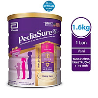 Sữa bột Abbott Pediasure 1.6kg