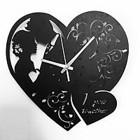 đồng hồ treo tường DH4
