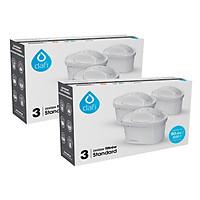 Combo 2 Bộ Lõi Lọc DAFI Unimax Water Filter Cartridges (6 Lõi Standard)