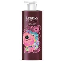 Dầu xả hương nước hoa Kerasys Perfume Lovely Daisy (600ml)