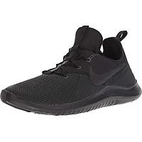 Nike Womens Free TR 8 Metallic Low Top Running Shoes Blue 9.5 Medium (B,M)