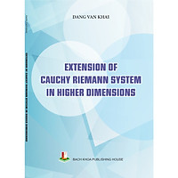 Extension of cauchy riemann system in higher dimensions