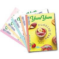 Lốc 5 Quyển Tập học sinh 200 trang YUMYUM- 4 Ôly- kẻ ngang, bìa in nổi  -mẫu ngẫu nhiên