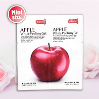 Tẩy da chết Beauskin Apple White Peeling Mini Size 6ml