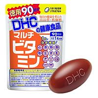 Thực Phẩm Chức Năng: Thực Phẩm Bảo Vệ Sức Khỏe DHC Multi Vitamins - (90 Ngày)