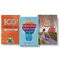Combo 3 cuốn sách 100 Lễ tiết cần học hỏi trong cuộc đời - Khám phá tiềm năng trong bạn + Suối nguồn yêu thương ( lý tró và con tim)