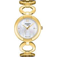 Đồng Hồ Nữ Dây Thép Không Gỉ Tissot T084.210.33.117.00 (27.95mm) - Vàng