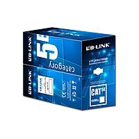 Cuộn dây cáp mạng LB-LINK Cat5e UTP 305m màu xanh - Hàng chính hãng