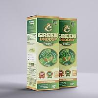 Sữa non Green Daddy Pedia bổ sung tinh chất rau củ, hộp 3 gói x 20g