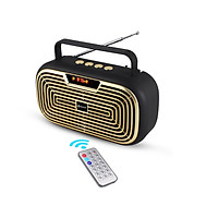 Loa nghe nhạc Kisonli Bluetooth KS-1990 -Hàng chính hãng