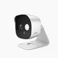 Camera IP Ngoài trời Srihome SH029 3.0Mpx chống nước – xem nhiều khung hình trên điện thoại - Hàng chính hãng
