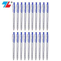 Hộp 20 Bút Bi Thiên Long TL-027 - đỏ,xanh