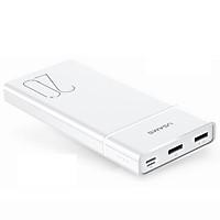 Pin dự phòng USA-MS US-CD75 PB14 Dual USB Power Bank 20000mAh - Hàng chính hãng