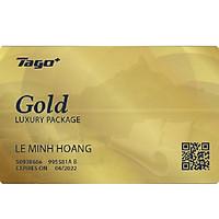 Thẻ Kỳ Nghỉ 5 Sao - Hạng Gold - Tago Plus