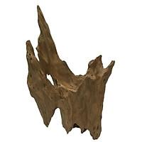 Gỗ lũa ngọc am tự nhiên phong thủy (Mã 53 Cao 40cmx22cmx1,1kg)