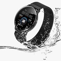 Đồng hồ thông minh chống nước -Smartwatch thế hệ mới 2020- Gắn Sim nghe gọi độc lập, Đo Nhiệt Độ Cơ Thể- Cảm ứng toàn màn hình
