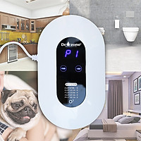 Máy khử mùi đa năng  cho nhà vệ sinh, phòng bếp, phòng ngủ, màn hình cảm ứng  DrOzone Smart Clean Pro - Hàng chính hãng